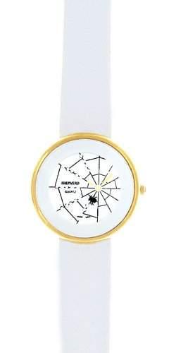 SHEPHERD Damen Armbanduhr kleine Version 34 mm Ø Quarz Spinne 15204 Spinnenuhr
