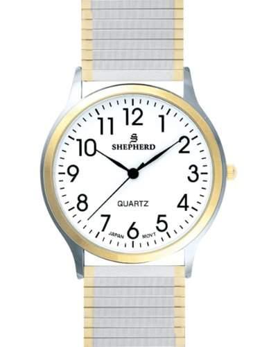 SHEPHERD Herren Armbanduhr 06231