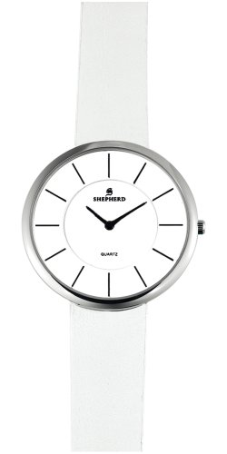 SHEPHERD Edelstahl Herren Armbanduhr Quarz 78467