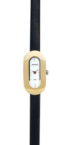 SHEPHERD Titan Damen Armbanduhr Quarz 026354