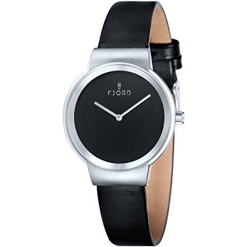 Fjord Frida f r Frauen Armbanduhr Analog Quartz FJ 6002 01