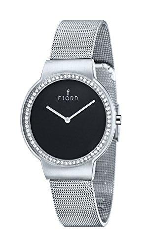 Fjord Frida f r Frauen Armbanduhr Analog Quartz FJ 6003 11
