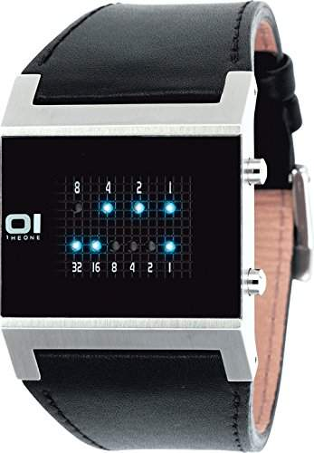 The One Herren-Armbanduhr KERALA TRANCE Digital Quarz KT102B1