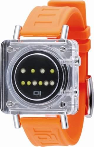 THE ONE Razor Block Armbanduhr RB902W3OR