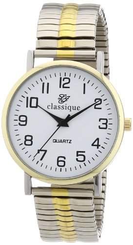 Classique Herren-Armbanduhr XL Analog Quarz Alloy RP1312000003