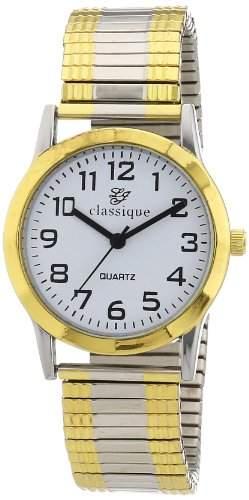 Classique Herren-Armbanduhr XL Analog Quarz Alloy RP1312000004