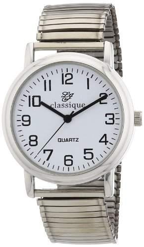 Classique Herren-Armbanduhr XL Analog Quarz Alloy RP1322000003