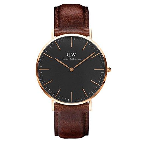 Daniel Wellington Unisex Armbanduhr DW00100124