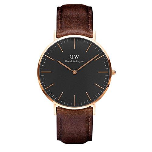 Daniel Wellington Unisex Armbanduhr DW00100125