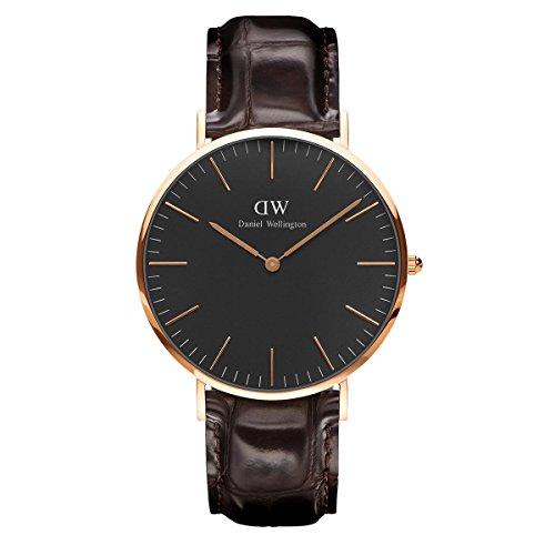 Daniel Wellington Unisex Armbanduhr DW00100128
