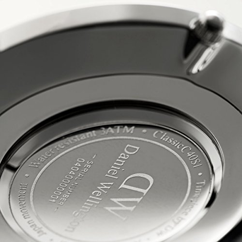 Daniel Wellington Unisex Armbanduhr DW00100133