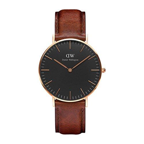Daniel Wellington Unisex Armbanduhr DW00100136