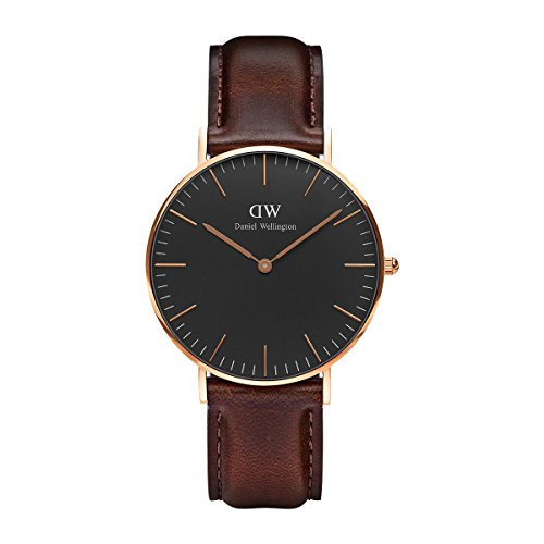 Daniel Wellington Unisex Armbanduhr DW00100137