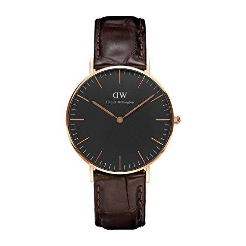 Daniel Wellington Unisex Armbanduhr DW00100140