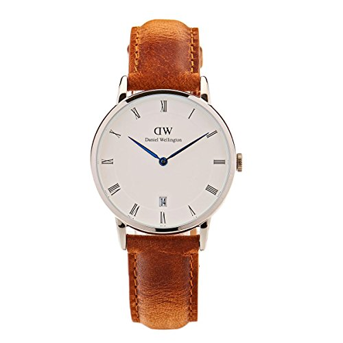 Daniel Wellington Analog Quarz Leder DW00100114