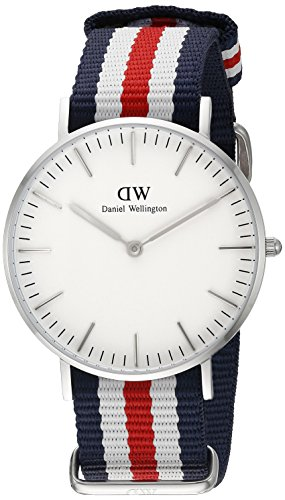 Daniel Wellington Canterbury Analog Quarz Nylon DW00100051