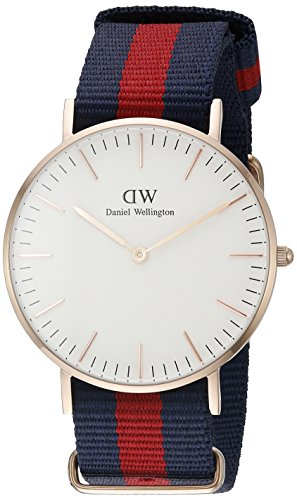 Daniel Wellington Oxford Analog Quarz Nylon DW00100029