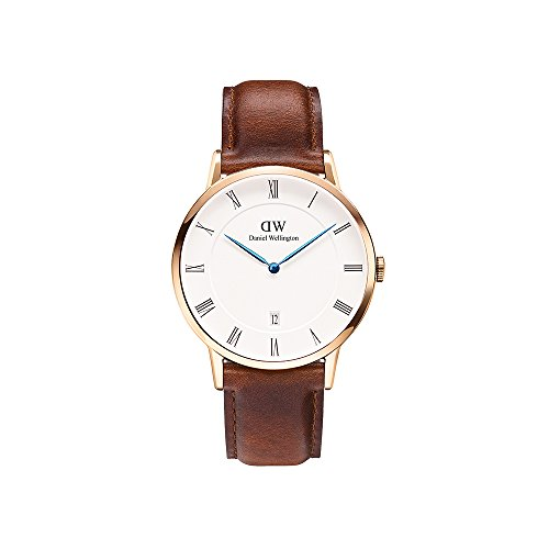 Daniel Wellington Dapper Analog Quarz Leder DW00100083
