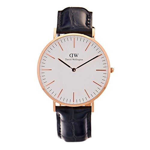 Daniel Wellington Analog Quarz Leder DW00100014