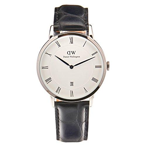 Daniel Wellington Herren Armbanduhr Analog Quarz Leder DW00100108