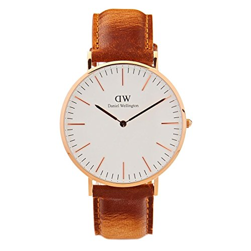 Daniel Wellington Analog Quarz Leder DW00100109