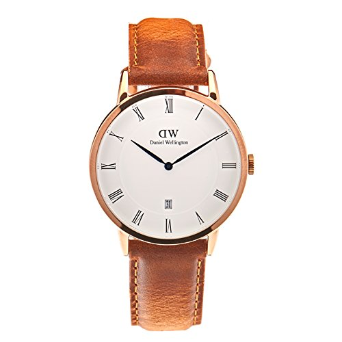 Daniel Wellington Analog Quarz Leder DW00100115