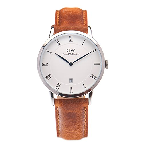 Daniel Wellington Analog Quarz Leder DW00100116