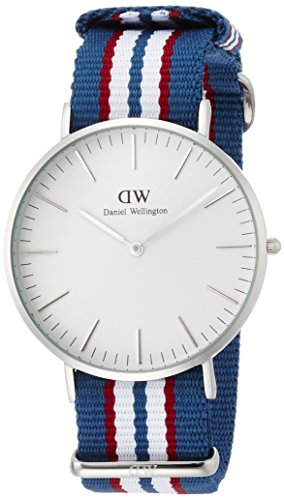 Daniel Wellington XL Classic Belfast Analog Quarz Nylon 0213DW