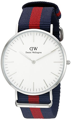 Daniel Wellington XL Oxford Analog Quarz Nylon DW00100015