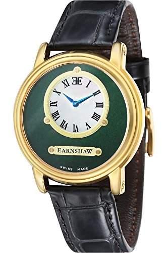 Thomas Earnshaw Lapidary fuer Maenner -Armbanduhr Analog Quartz ES-0027-04