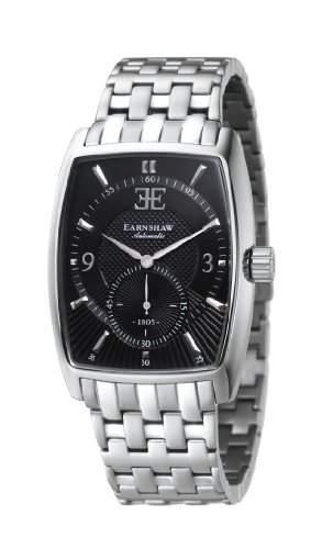 Thomas Earnshaw Robinson fuer Maenner -Armbanduhr Analog Automatisch ES-8009-11