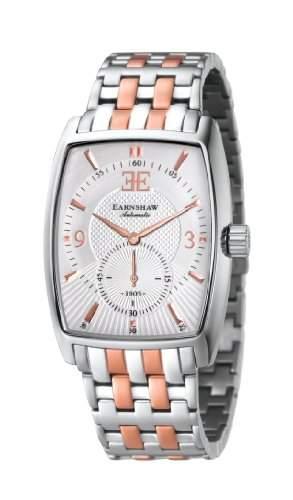 Thomas Earnshaw Robinson Mens Seconds Sub Dial Watch ES-8009-33
