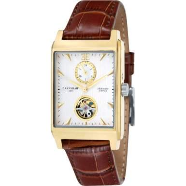 Thomas Earnshaw Herren-Armbanduhr Automatik ES-8012-07_Bianco-