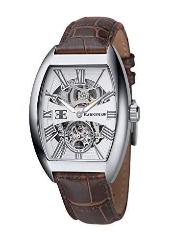 Thomas Earnshaw Holborn Mens Exposed Mechanism Watch - ES-8015-02