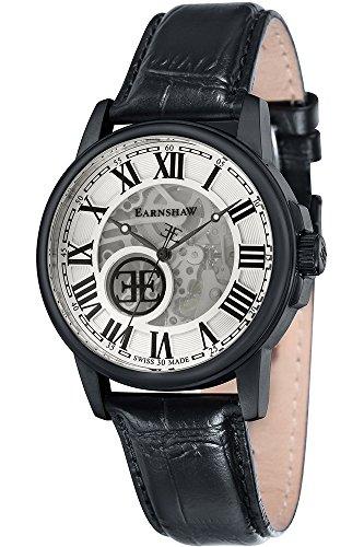 THOMAS EARNSHAW Armbanduhr Analog Automatik ES 0028 03 Black