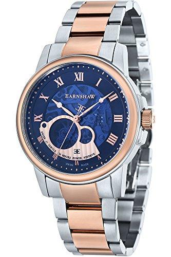 Thomas Earnshaw Armbanduhr Analog Automatik ES 0029 33