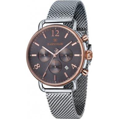 Thomas Earnshaw Armbanduhr Chronograph Quarz ES 8001 33