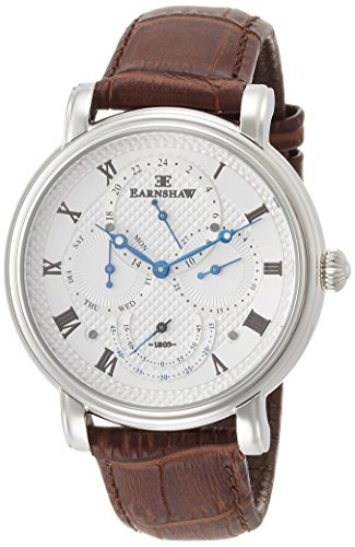 Thomas Earnshaw Herren Armbanduhr Analog Quarz ES 8048 01