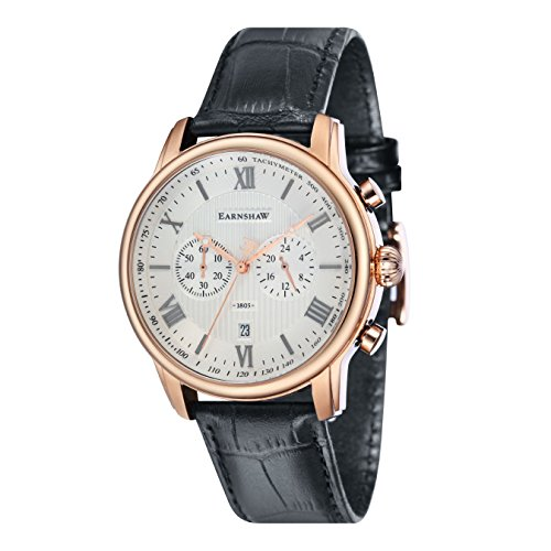 Thomas Earnshaw Longitude Analog Quarz ES 8058 03
