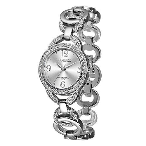 Time100 Armbanduhr Quarzuhr rund W50377L 01A