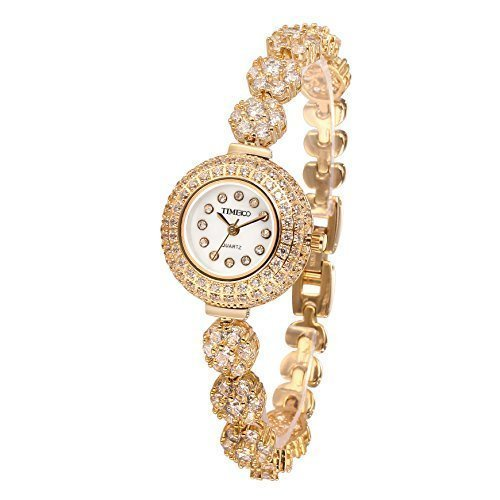 Time100 moderne Armbanduhr Junguhr W50343L 02A