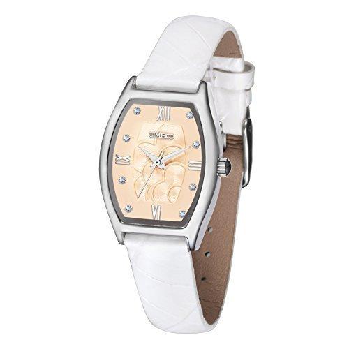 Time100 moderne Armbanduhr Junguhr W50349L 02A