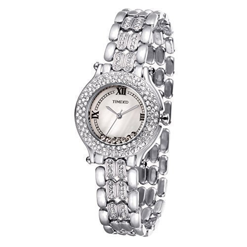 Time100 Strass Gold W50324L 03A