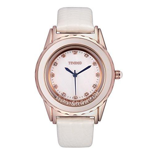 Time100 moderne Armbanduhr fuer Damen und Maedchen W50328L 01A