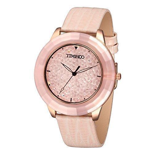 Time100 moderne Armbanduhr fuer Damen und Maedchen W50351L 01A