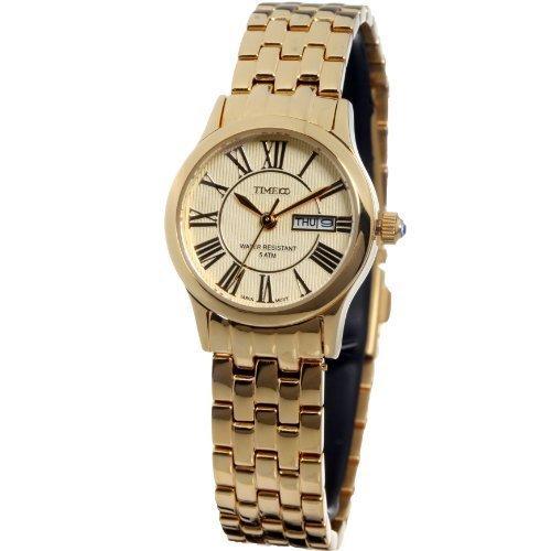 Time100 Romantische Englische Liebespaar W50037L 01A