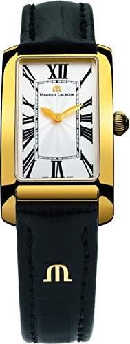 Maurice Lacroix Fiaba FA2164-PVY01-114 Damenarmbanduhr Sehr Elegant
