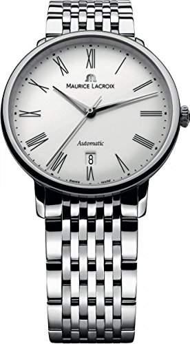 Maurice Lacroix Les Classiques Tradition LC6067-SS002-110 Herren Automatikuhr Klassisch schlicht