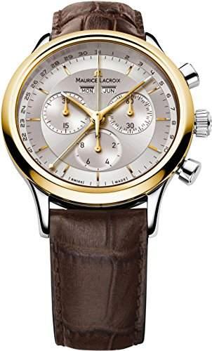 Maurice Lacroix Les Classiques Chronographe LC1228-PVY11-130 Herrenchronograph Klassisch schlicht