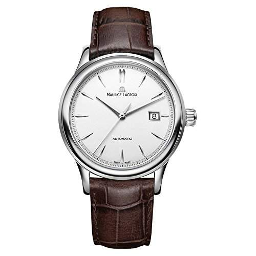 Maurice Lacroix Les Classiques Date Herrenuhr Swiss Made LC6098-SS001-130-2
